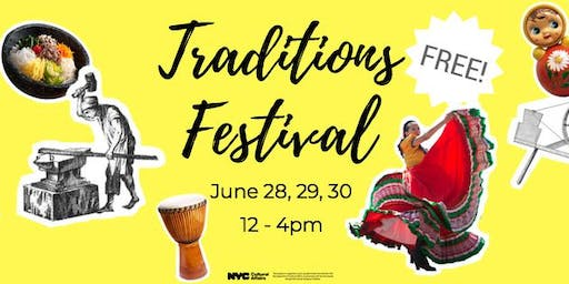 Traditions Festival at King Manor