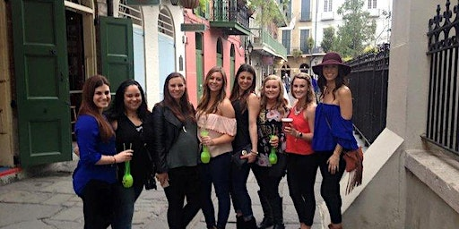 New Orleans Ghost Hunters 101 Tour / Event