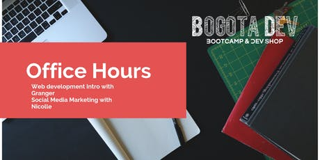 Weekly Office Hours tickets