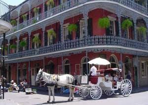 New Orleans Crescent City Tour