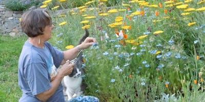 Fresh Pressed Flowers Workshop with Jan Lochner