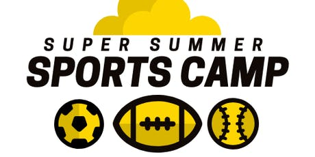 Super Summer Sports Camp 2019 tickets