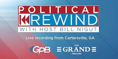Political Rewind Live in Cartersville