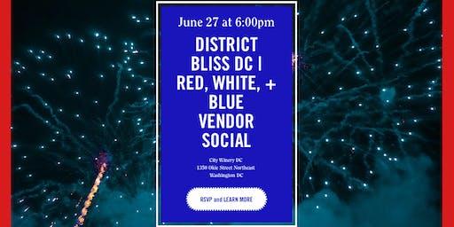 Vendor Social DC | Light-Hearted Networking for Creatives + Entrepreneurs