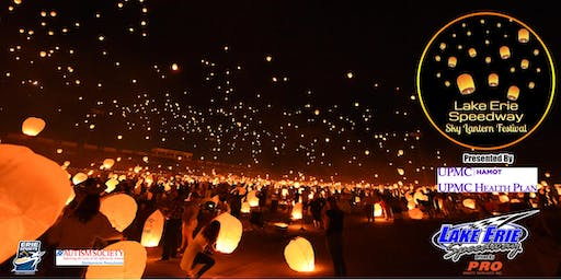 Sky Lantern Festival presented by UPMC Hamot & Health Plan- Erie, PA