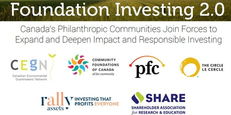 From Intent to Action: Laying the Foundations of Responsible and Impact Investing tickets