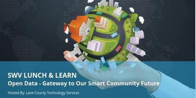 SWV Lunch & Learn: Open Data - Gateway to our Smart Community Future