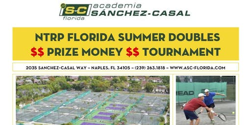 NTRP Florida Summer Doubles Prize Money Tournament