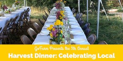 GoFarm Harvest Dinner - Celebrating Local