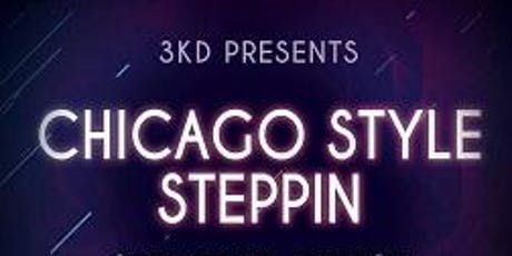 Jacksonville's 3KD - Chicago Style Steppin  tickets