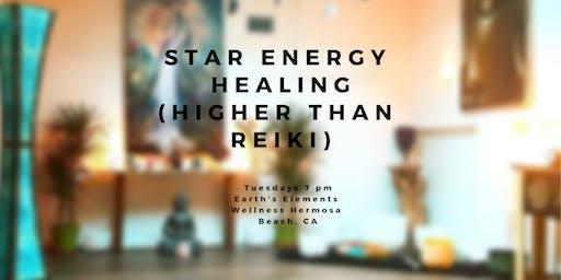 Star Energy Healing (Reiki)