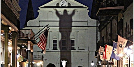 New Orleans Best of the Best - Voodoo Mystery Paranormal & History Tour  tickets
