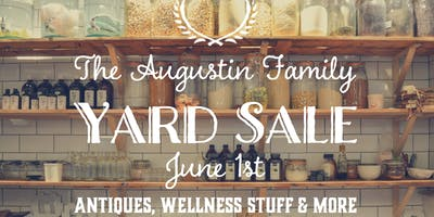 The Augustin Family Yard Sale