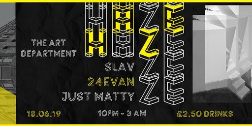 HAZE Launch Night