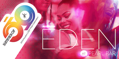 Eden 2019 | Official Pride Girl+ Party