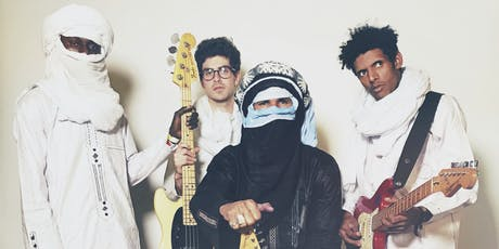 Soul / Sole Live Sessions E2: Mdou Moctar tickets