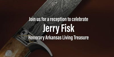 Reception Recognizes Jerry Fisk