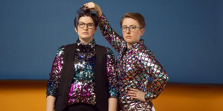 The Doubleclicks feat. The Library Bards and Lauren Mayer tickets