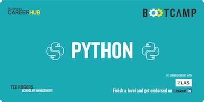 Python Bootcamp Level 2
