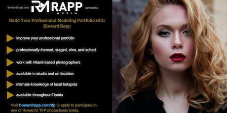 Build Your Professional Modeling Portfolio tickets
