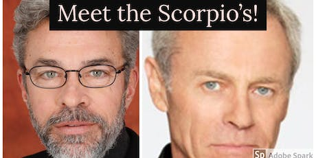 John York and Tristan Rogers- Explore the History of GH with the Scorpios tickets