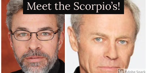 John York and Tristan Rogers- Explore the History of GH with the Scorpios