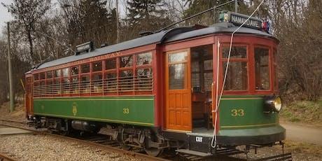Strathcona historique via vieux tramway (tournée française) tickets