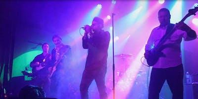 Echo Daze (Echo & The Bunnymen Tribute) and DJ Rodney Walker