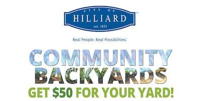 Hilliard Community Backyards