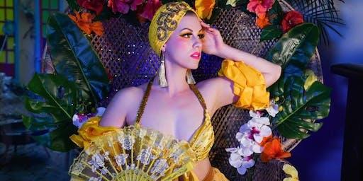 Tour Life & Glamazon Makeup Showbiz Workshops w/ Vivacious Miss Audacious!
