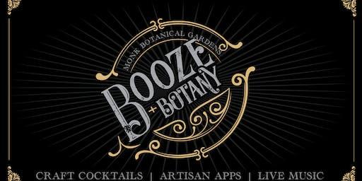 Booze & Botany 2019