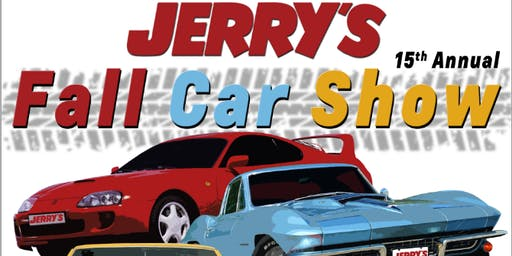 Jerry's Auto Group's 15th Annual Fall Car Show