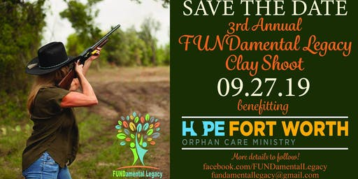 FUNDamental Legacy Clay Shoot