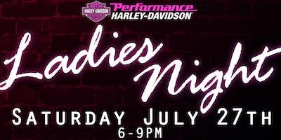 Ladies Night at Performance Harley-Davidson