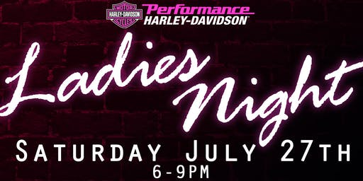 Ladies Night at Performance Harley-Davidson