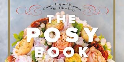 """The Posy Book"" Book Signing and Demo with Teresa Sabankaya"