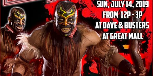 WWE Superstar The Boogeyman Meet & Greet