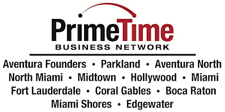 Prime Time Business Network Edgewater tickets