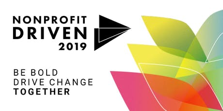 Nonprofit Driven 2019 tickets