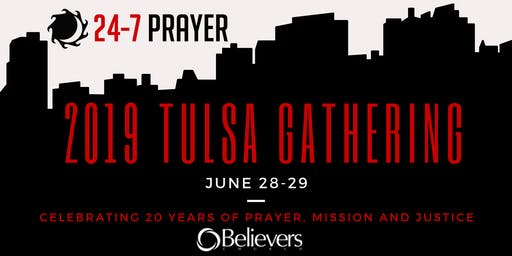 24-7 Prayer Celebration 2019