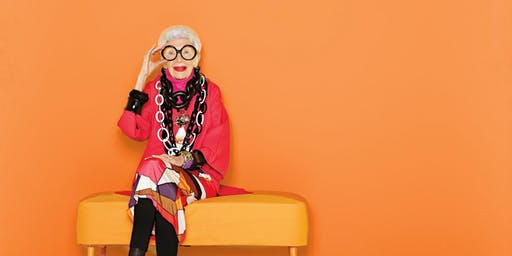 Trunk Show + Sell with Iris Apfel - Herald Square