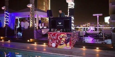 Equinox Party Last Night of Summer at W Hollywood Rooftop Free Guestlist - 9/21/2019