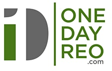 One Day REO Auctions logo