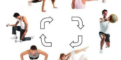 Cardio Circuit Fitness Class