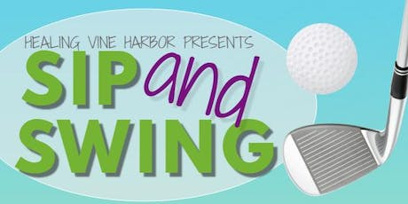 Sip and Swing tickets
