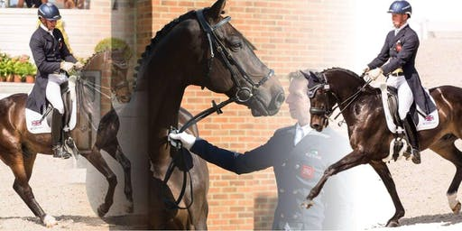 Dressage Masterclass with Daniel Watson featuring a talk by Graham Hunter (BVM&S, GPCert(EqP), CertEP, CertAVP(ESO), MRCVS) entitled 'Can My Fit Competition Horse Get Laminitis?'