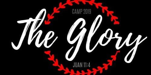 THE GLORY 2019 campamento de jóvenes