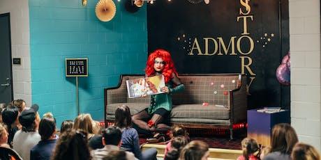 Drag Queen Story Hour - Special Guest Venus Valhalla tickets