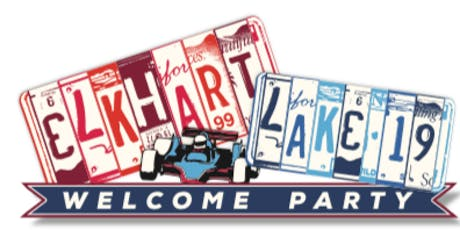 Elkhart Lake Welcome Party tickets