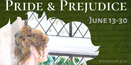 """Pride & Prejudice"" by Jane Austen- Performance Theatre Play tickets"